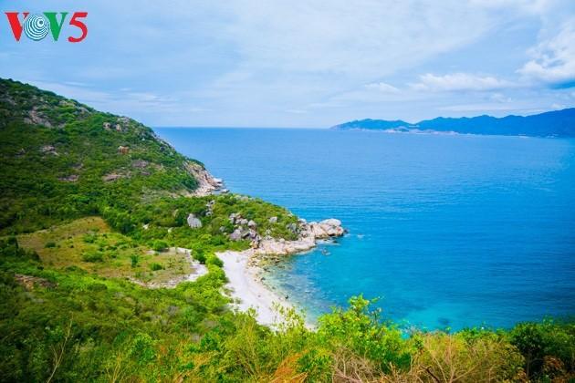ความสวยงามของเกาะบิ่งบา - ảnh 12