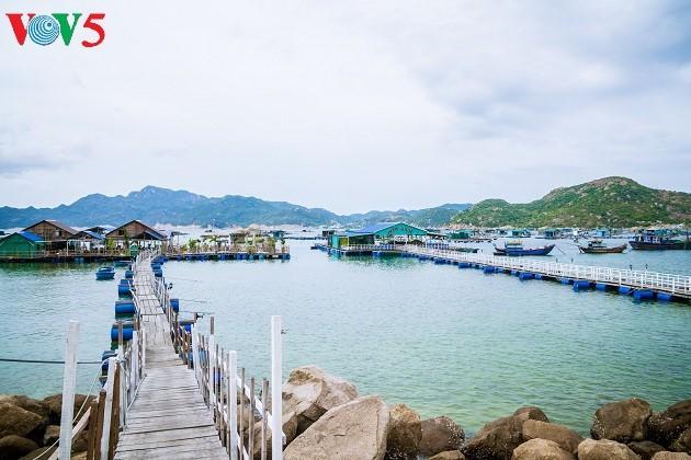 ความสวยงามของเกาะบิ่งบา - ảnh 16