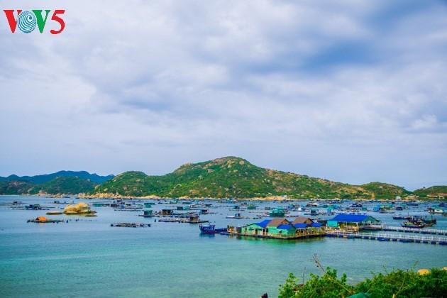 ความสวยงามของเกาะบิ่งบา - ảnh 18
