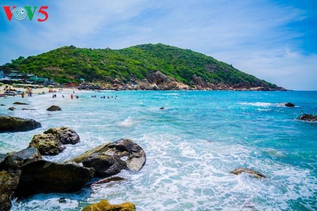 ความสวยงามของเกาะบิ่งบา - ảnh 4