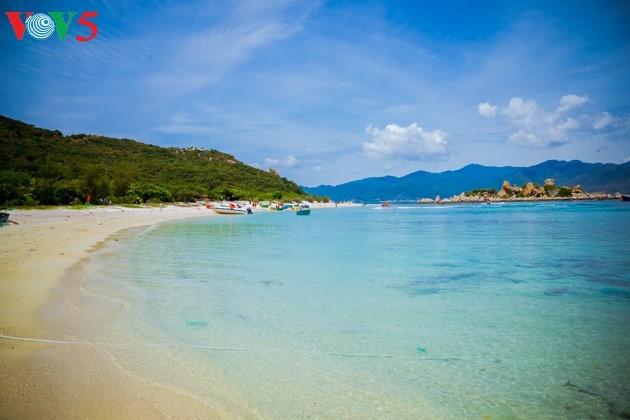 ความสวยงามของเกาะบิ่งบา - ảnh 7