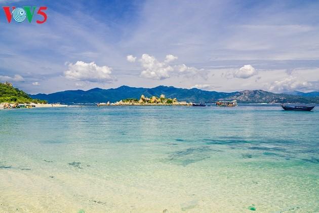 ความสวยงามของเกาะบิ่งบา - ảnh 8