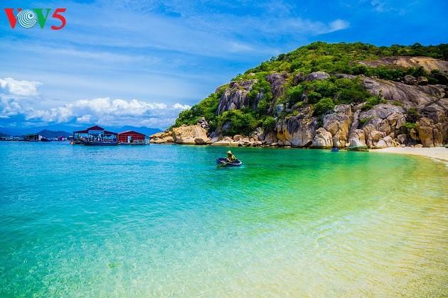 ความสวยงามของเกาะบิ่งบา - ảnh 9