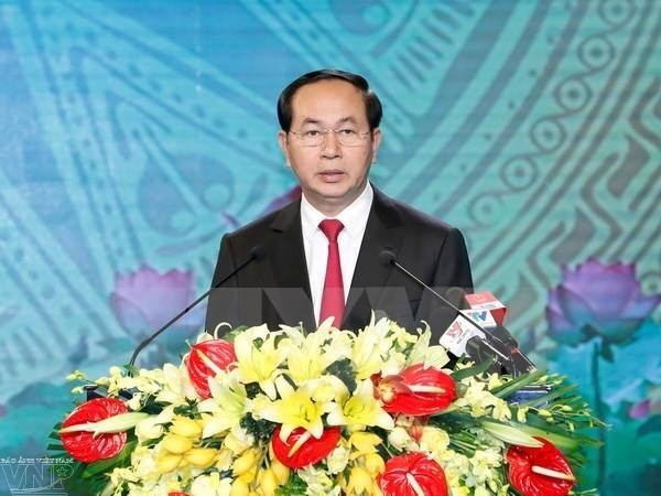 เวียดนามเป็นประเทศที่มีความรับผิดชอบต่อประชาคมโลก - ảnh 1