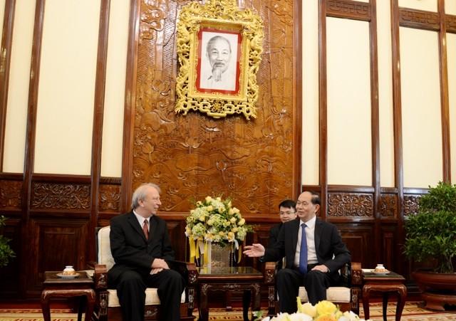 บัลแกเรียให้การสนับสนุนการลงนามข้อตกลงการค้าเสรีเวียดนาม-อียูโดยเร็ว - ảnh 1