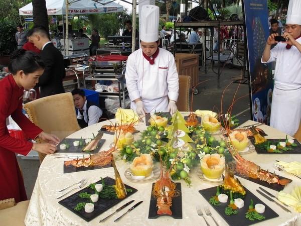 งานมหกรรมวัฒนธรรมอาหารของประเทศอาเซียน - ảnh 1