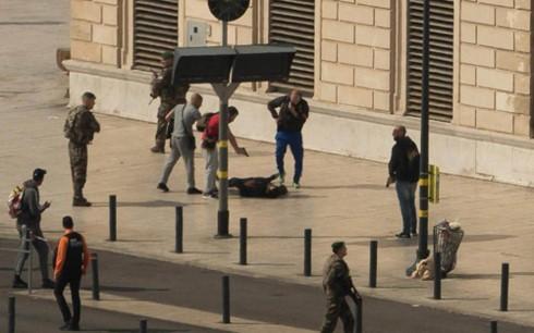 ฝรั่งเศสอนุมัติร่างกฎหมายเกี่ยวกับการต่อต้านการก่อการร้ายฉบับใหม่ - ảnh 1