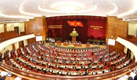 การประชุมครั้งที่6คณะกรรมการกลางพรรคสมัยที่12แก้ไขปัญหาใหญ่ๆของประเทศ - ảnh 2