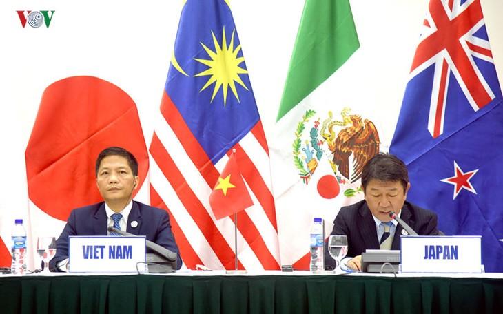 """TPP -11มีชื่อใหม่คือ """"ข้อตกลงหุ้นส่วนในทุกด้านและก้าวหน้าภาคพื้นแปซิฟิก"""" - ảnh 1"""