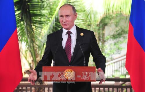 ปัจจัยที่เสริมสร้างสถานะของเวียดนามในนโยบายของรัสเซียในภูมิภาคเอเชีย-แปซิฟิก - ảnh 1