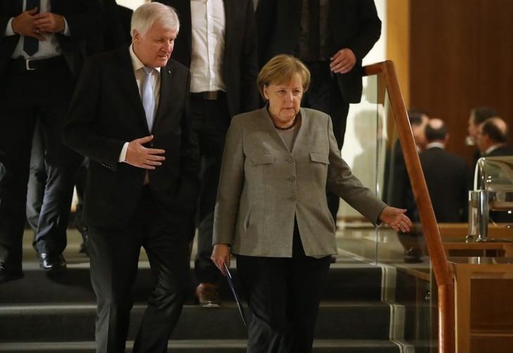 การเจรจาเกี่ยวกับการจัดตั้งรัฐบาลผสมในเยอรมนีประสบความล้มเหลว - ảnh 1