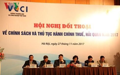การปรับปรุงนโยบายด้านภาษีศุลกากรเพื่อเพิ่มอันดับบรรยากาศการประกอบธุรกิจของเวียดนาม - ảnh 1