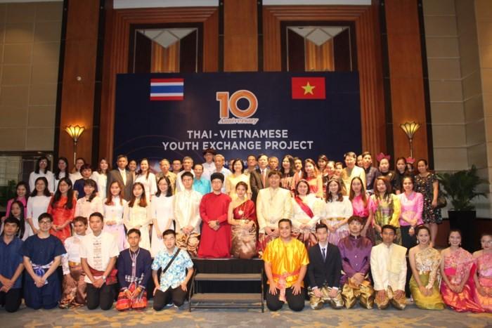 เปิดโครงการแลกเปลี่ยนเยาวชนเวียดนาม-ไทยครั้งที่ 10  - ảnh 1