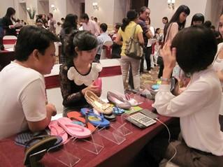 เวียดนาม-ไทยกระชับความร่วมมือระหว่างหน่วยงานอุตสาหกรรมรองเท้า - ảnh 1
