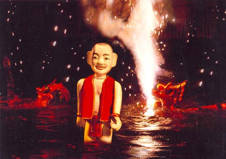 หุ่นกระบอก ศิลปะการแสดงพื้นบ้านของชาวเวียด - ảnh 2