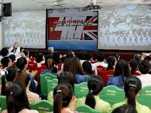 วันงานแห่งวัฒนธรรมเวียดนาม-อังกฤษ - ảnh 1