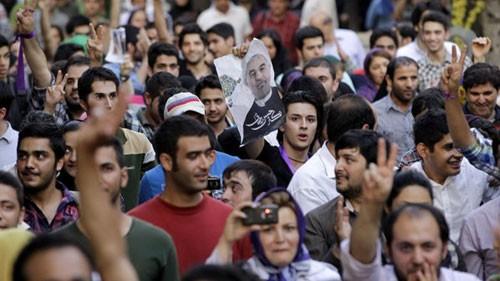 ประชามติโลกแสดงความเห็นต่อชัยชนะของประธานาธิบดีคนใหม่ของอิหร่าน - ảnh 1