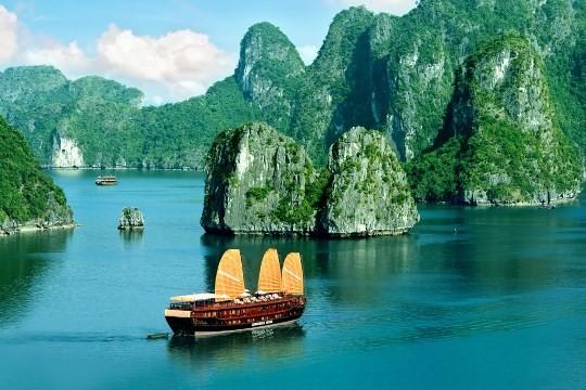 สถานที่ท่องเที่ยว4แห่งของเวียดนามอยู่ในรายชื่อจุดหมายปลายทางยอดนิยมประจำปี 2013ในเอเชีย - ảnh 1