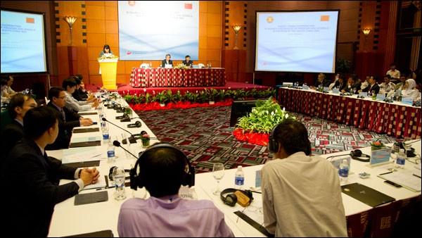 เปิดการสัมมนาอาเซียน-จีนเกี่ยวกับการกู้ภัยในทะเลตะวันออก - ảnh 1