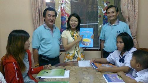 ชมรมชาวเวียดนามในประเทศไทยมีส่วนร่วมพัฒนาความสัมพันธ์เวียดนาม-ไทย - ảnh 1