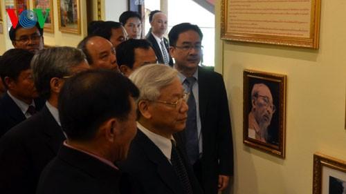 เลขาธิการใหญ่พรรคคอมมิวนิสต์เวียดนามเสร็จสิ้นการเยือนไทยด้วยผลสำเร็จอย่างงดงาม - ảnh 2