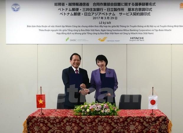 เวียดนาม-ญี่ปุ่นกระชับความร่วมมือด้านเทคโนโลยีสารสนเทศ - ảnh 1