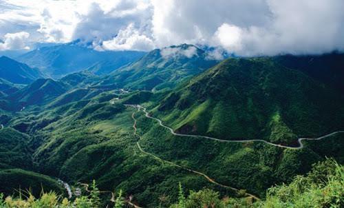 โอกวีโห่ ช่องเขาแห่งตำนานในเขตเขาตอนบนของเวียดนาม - ảnh 1