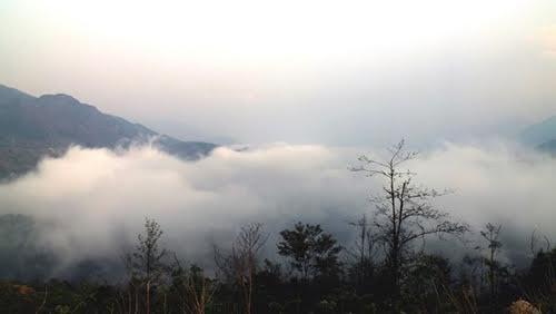 โอกวีโห่ ช่องเขาแห่งตำนานในเขตเขาตอนบนของเวียดนาม - ảnh 2
