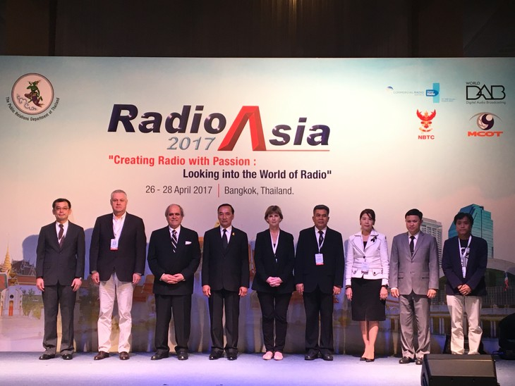 เปิดการประชุม Radio Asia 2017  - ảnh 1