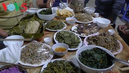 วัฒนธรรมอาหารของเมืองลายโจว์ - ảnh 1