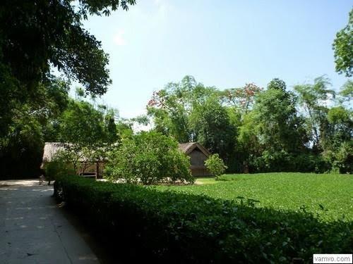 เหงะอาน-กิมเลียน บ้านเกิดของประธานโฮจิมินห์ - ảnh 1