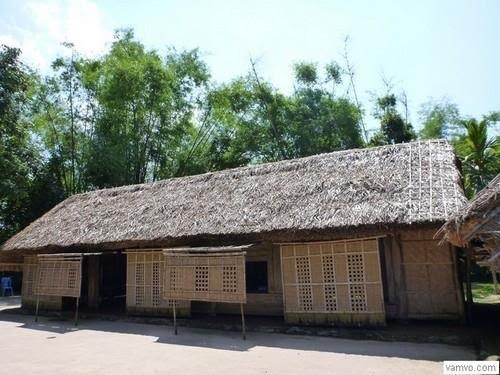 เหงะอาน-กิมเลียน บ้านเกิดของประธานโฮจิมินห์ - ảnh 2
