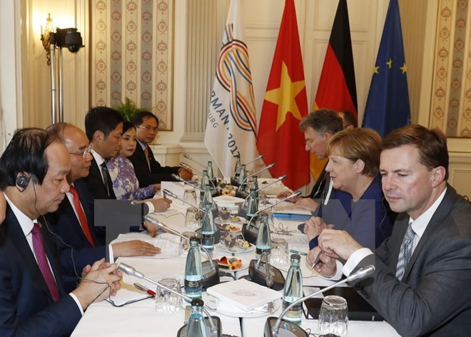 สื่อเยอรมนียกย่องผลสำเร็จในการพัฒนาเศรษฐกิจของเวียดนาม - ảnh 1