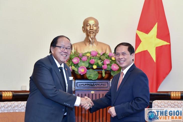 เวียดนาม-ไทยผลักดันความร่วมมือในกรอบ ACMECS-2018 - ảnh 1