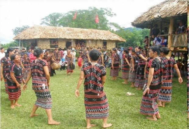 เทศกาล อายา ของชาวปาโก - ảnh 1