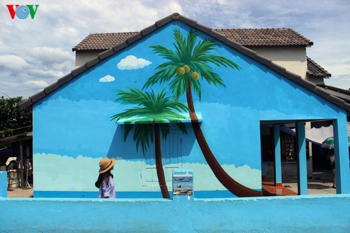 เที่ยวหมู่บ้านศิลปะชุมชนที่ตามแทง อ.ตามกี่ จ.กว๋างนาม - ảnh 2