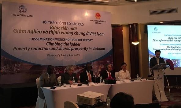 베트남 빈곤율 9.8%로 감소 - ảnh 1