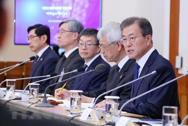 한국: 남북한 정상회의 의사일정 준비 완료 - ảnh 1