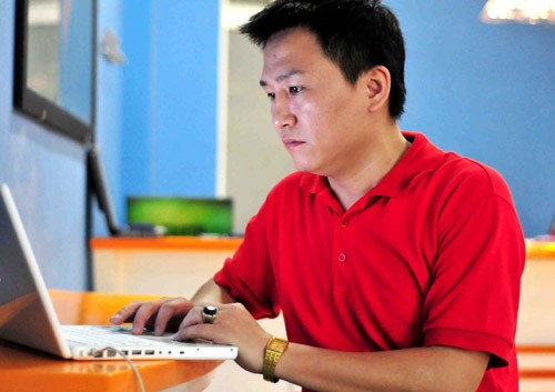 Nguyen Phuc Long과 프로 빌리어드 환경 구축 희망 - ảnh 2