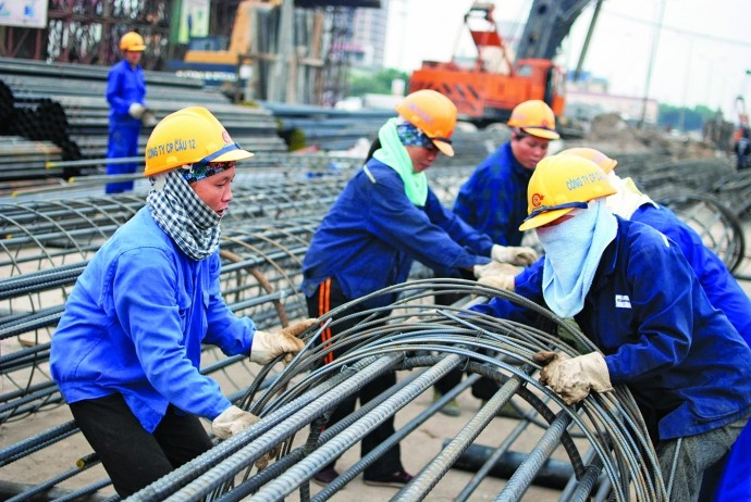 EU는 베트남 노동 협약을 통과한 로드맵 환영 - ảnh 1