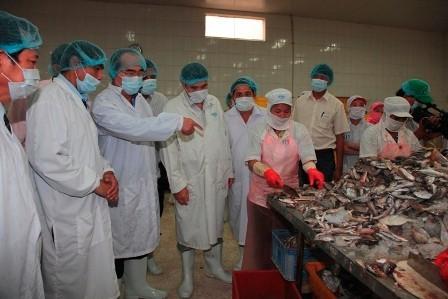 Председатель ЦК ОФВ Нгуен Тхиен Нян посетил провинцию Шокчанг - ảnh 1