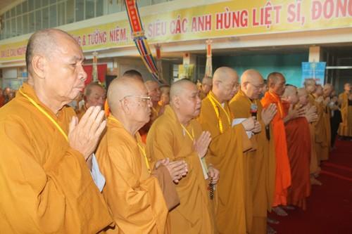 В провинции Киензянг состоялся молебен за мир для Восточного моря - ảnh 1