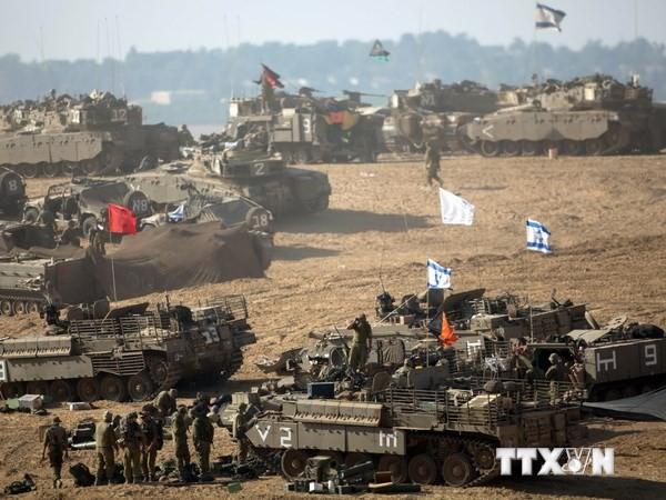Вьетнам выразил озабоченность по поводу эскалации насилия на Ближнем Востоке - ảnh 1