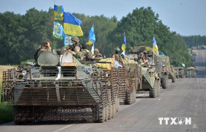 Украина сократила зону антитеррористической операции - ảnh 1