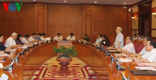 Документы 12-го cъезда КПВ направлены на определение направлений развития страны - ảnh 1