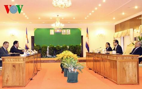 Две партии Камбоджи достигли договоренности для выхода из политического кризиса  - ảnh 1