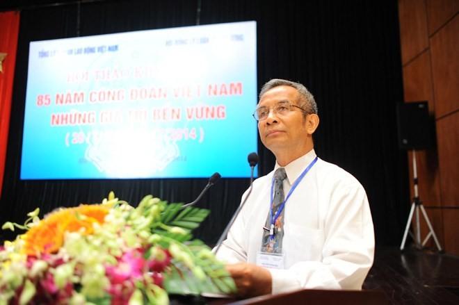 Профсоюзные организации: надежная опора рабочего класса Вьетнама  - ảnh 1