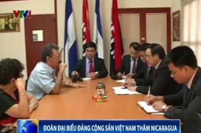 Дружественные отношения между НС СРВ и Национальной ассамблей Никарагуа всё больше развиваются - ảnh 1