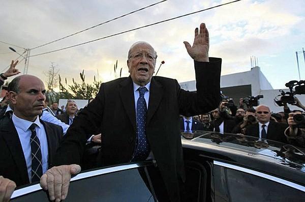 В Тунисе избран новый президент страны - ảnh 1