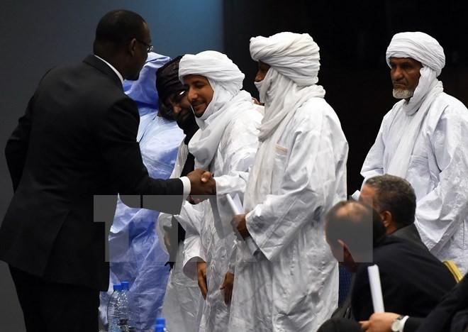 Конфликтующие стороны в Мали призваны подписать соглашение о перемирии в середине мая - ảnh 1